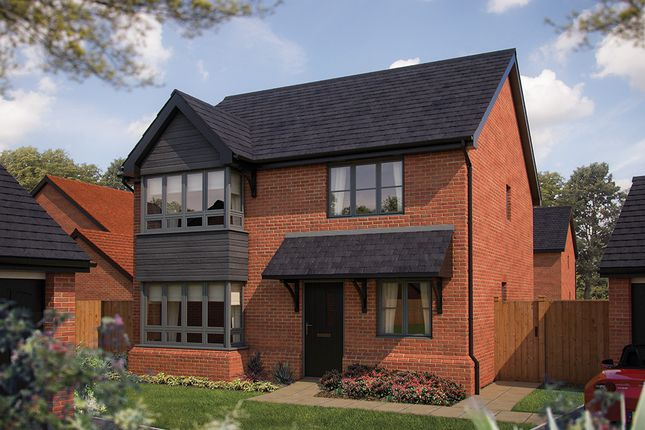 "Thumbnail Detached house for sale in ""The Canterbury"" at Barrosa Way, Whitehouse, Milton Keynes"