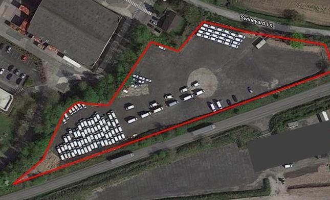 Thumbnail Land to let in Open Storage Land, Swineyard Lane, Warrington
