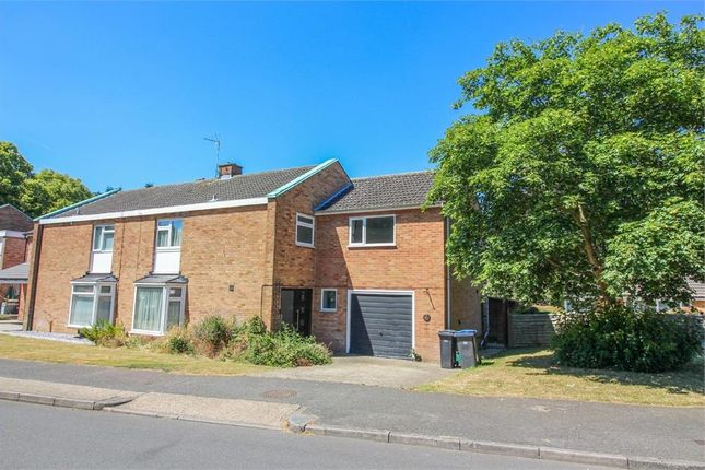 Thumbnail Semi-detached house for sale in Upper Park, Harlow