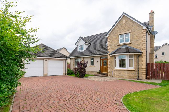 Thumbnail Detached house for sale in Toll House Grove, Tranent, East Lothian