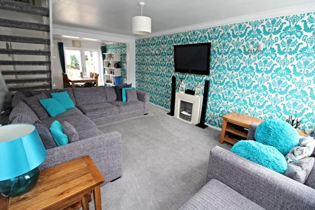 Thumbnail Semi-detached house for sale in Oak Crescent, Westhill