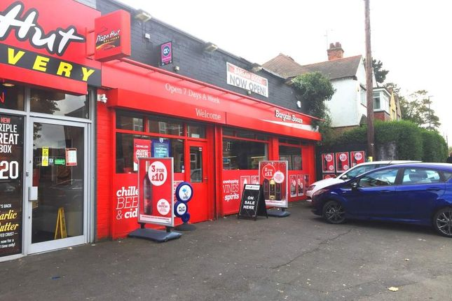 Retail premises for sale in Derby DE22, UK