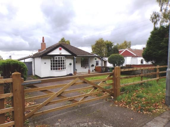 Thumbnail Bungalow for sale in Foley Road West, Streetly, Sutton Coldfield