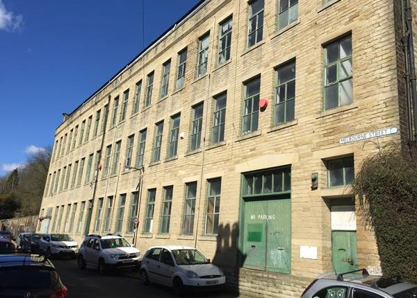 Thumbnail Commercial property for sale in Melbourne Works, Melbourne Street, Hebden Bridge