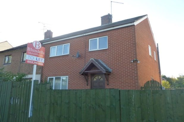 Thumbnail Semi-detached house to rent in New Cross Walk, Woodhouse, Sheffield