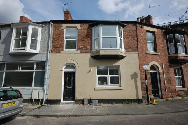 Thumbnail Terraced house to rent in Sutton Street, Durham