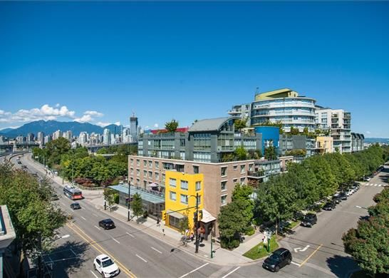 Thumbnail Apartment for sale in 1510 W 6th Ave, Vancouver, Bc V6H 3G1, Canada