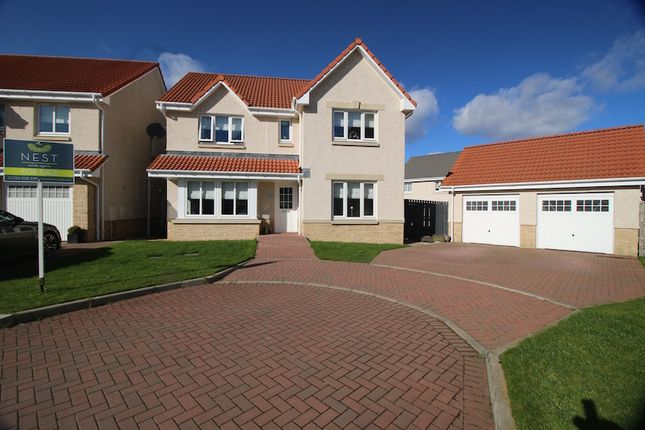 Thumbnail Detached house for sale in Campbell Christie Drive, Falkirk