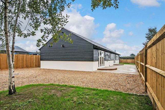 Thumbnail Barn conversion for sale in Fletchers Lane, Sidlesham Common, Chichester