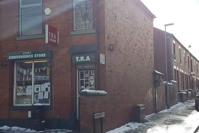 Thumbnail Retail premises for sale in 45 Robinson Street, Oldham