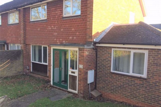 Thumbnail Semi-detached house to rent in St. Johns Road, Guildford