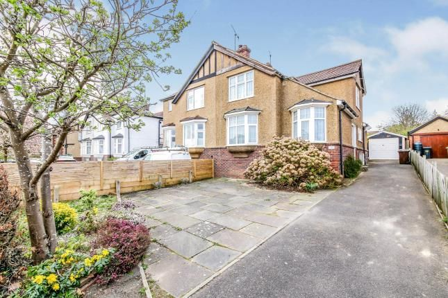 Thumbnail Semi-detached house for sale in Maple Avenue, Maidstone, Kent