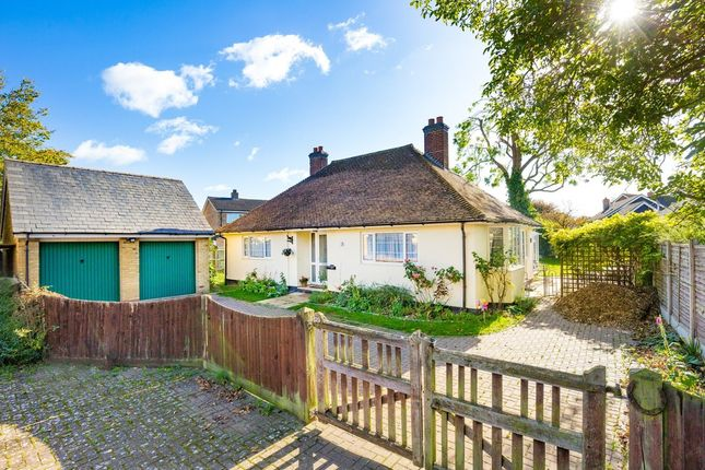 Thumbnail Detached bungalow for sale in Church Street, Guilden Morden, Royston