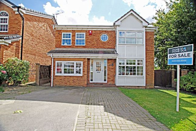 Thumbnail Detached house for sale in Manvers Road, Mexborough