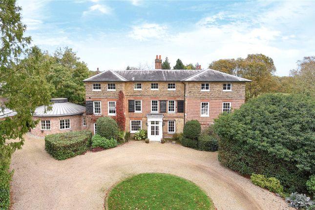 Thumbnail Detached house for sale in Sarratt Road, Sarratt, Rickmansworth, Hertfordshire