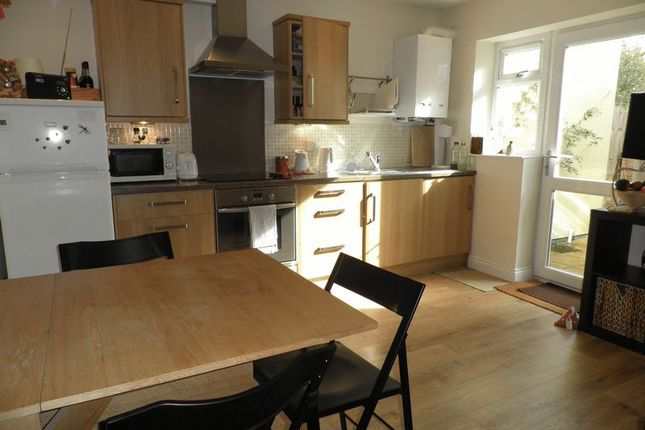 Thumbnail Flat to rent in Merrywood Road, Southville, Bristol