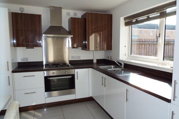 Thumbnail Town house to rent in Ross Walk, Leicester