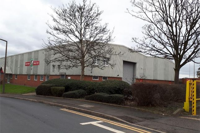 Thumbnail Light industrial to let in Unit 1, Junction 2 Industrial Estate, Demuth Way, Oldbury, West Midlands