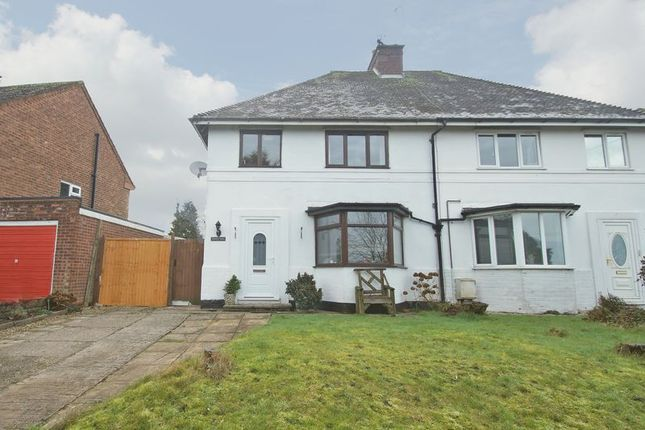 3 bed semi-detached house for sale in Rigby Lane, Bromsgrove