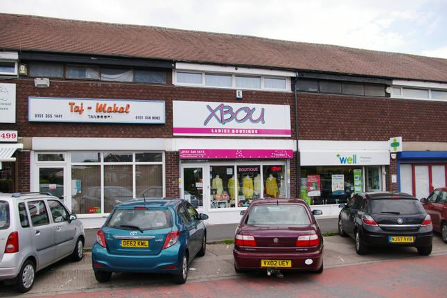 Thumbnail Retail premises to let in Overpool Road, Ellesmere Port