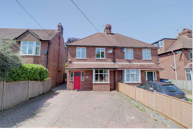 Semi-detached house for sale in Buckingham Road, Bicester