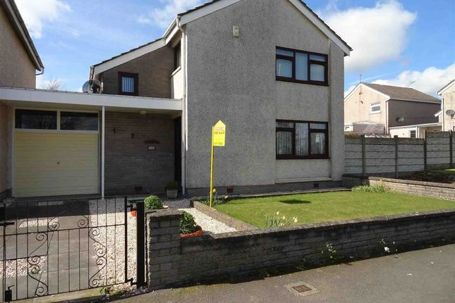 Link-detached house for sale in Lochfield Road, Dumfries