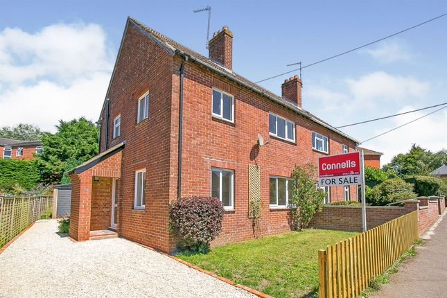 Thumbnail Semi-detached house for sale in St. Georges Road, Shaftesbury