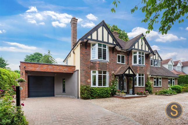 5 bed detached house for sale in Chipperfield Road, Bovingdon, Hemel Hempstead HP3