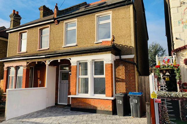 Thumbnail Semi-detached house to rent in Whitehall Road, Thornton Heath