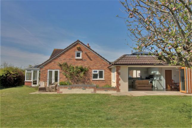 Thumbnail Detached bungalow for sale in Church Lane, Hardwicke, Gloucester