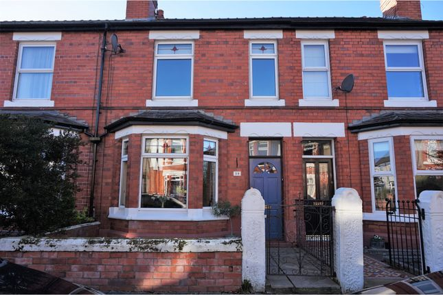Thumbnail Terraced house for sale in Lime Grove, Chester