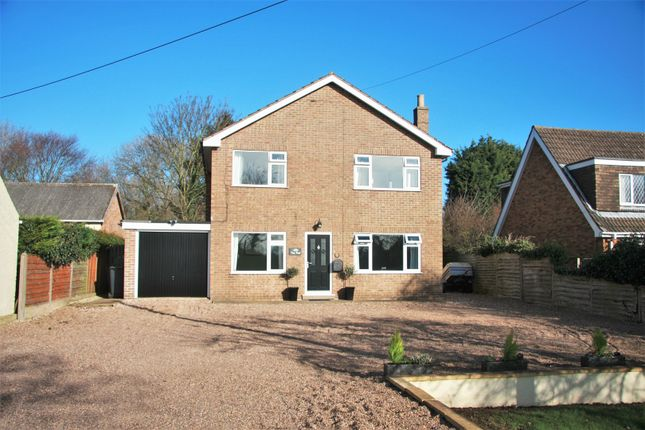 Thumbnail Detached house for sale in South End, Goxhill