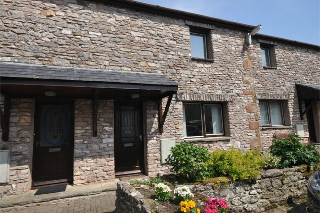 Thumbnail Terraced house for sale in 6 Stonehill Mews, Kirkby Stephen, Cumbria