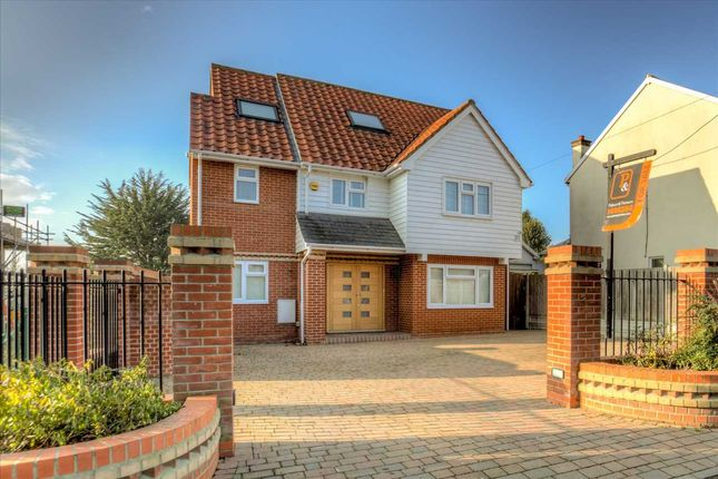 Thumbnail Detached house for sale in Spring Road, St. Osyth, Clacton-On-Sea