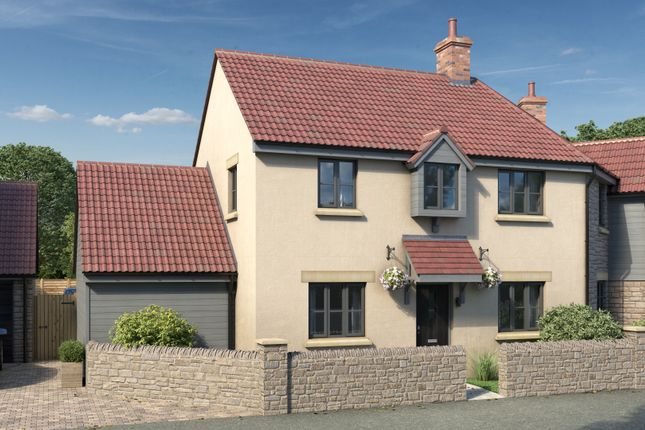 3 bedroom end terrace house for sale in Fullers Cottage, Glastonbury