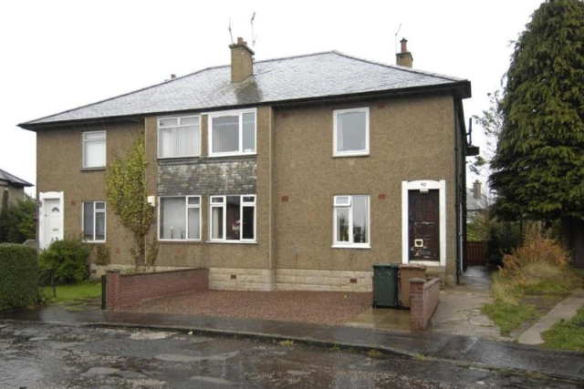 Thumbnail Flat to rent in Colinton Mains Crescent, Colinton Mains, Edinburgh, 9Dd