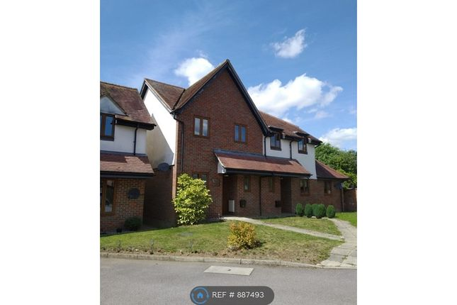 Thumbnail Semi-detached house to rent in Dymock Court, Quainton, Aylesbury