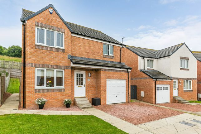 Thumbnail Detached house for sale in Cushat Gardens, Mayfield, Dalkeith
