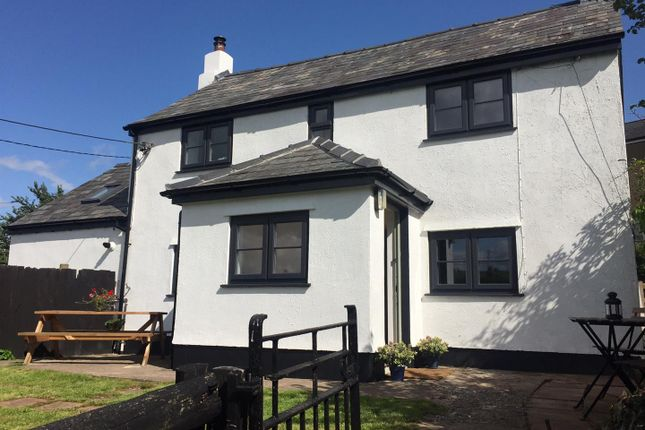 Thumbnail Detached house to rent in Llangwm, Usk