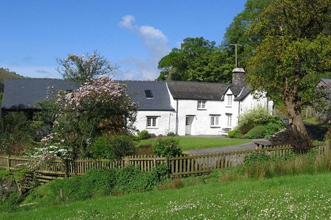 Thumbnail Detached house to rent in Llanymawddwy, Machynlleth