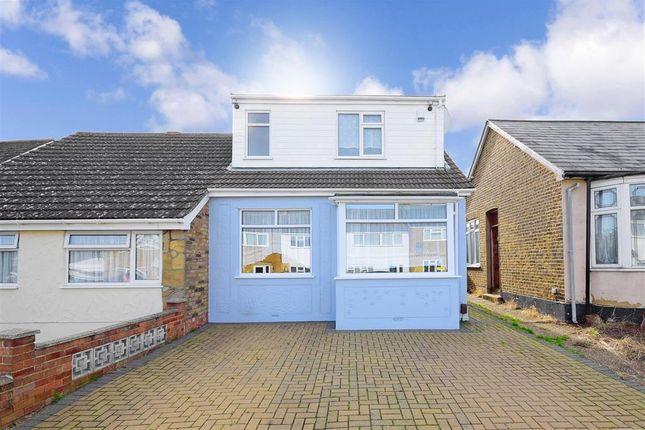 Thumbnail End terrace house for sale in Osborne Road, Basildon, Essex