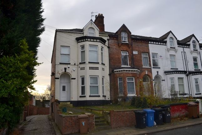 Thumbnail End terrace house for sale in Duncan Street, Salford