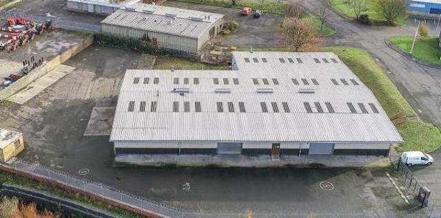Thumbnail Light industrial for sale in Dickson Street, Dunfermline