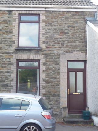 Thumbnail Semi-detached house to rent in Glebe Road, Loughor, Swansea