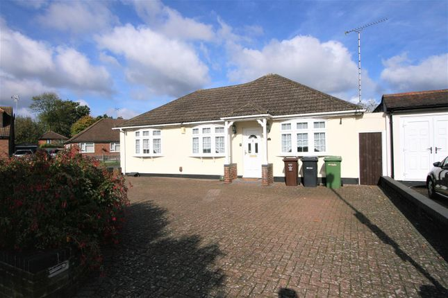 Thumbnail Detached bungalow for sale in North Riding, Bricket Wood, St. Albans