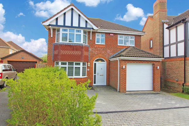 Thumbnail Detached house for sale in Lucilla Avenue, Ashford