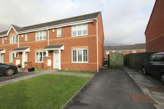 Thumbnail Semi-detached house to rent in Horsey Mere Gardens, St. Helens