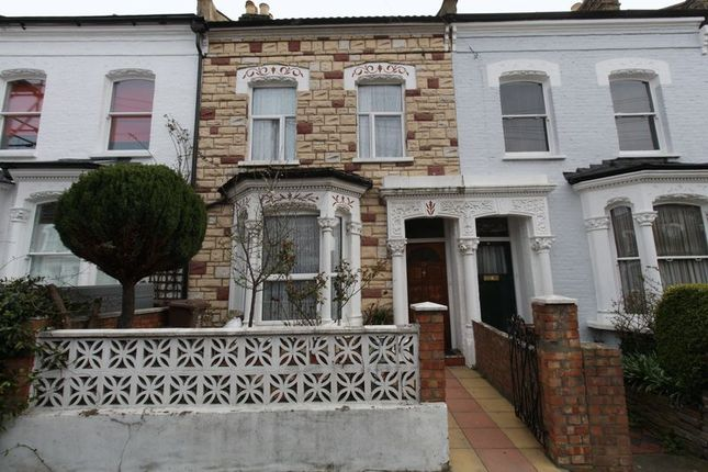 3 bed terraced house for sale in Kersley Road, London
