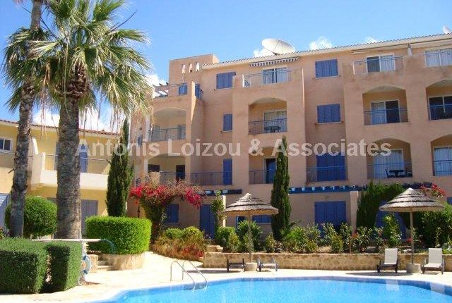 3 bed apartment for sale in Tombs Of The Kings, Paphos, Cyprus