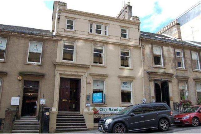 Thumbnail Office to let in 95, West Regent Street, Glasgow, Scotland